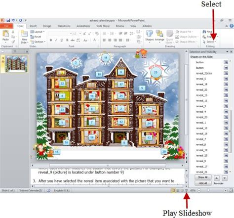how to make a calendar on the computer how to make an advent calendar on your computer using