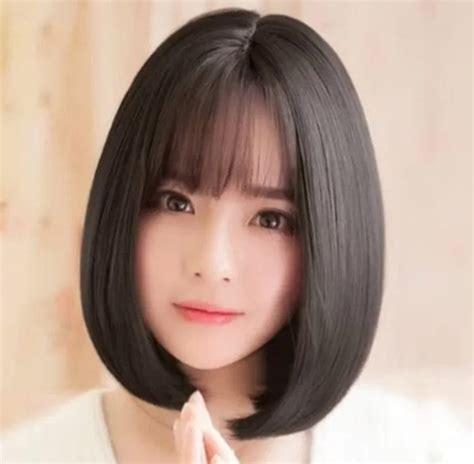 potong rambut model rambut  perempuan cahunitcom