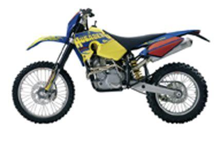 Motorrad Kette Gr E by Gebrauchte Husaberg Fe 400 E Motorr 228 Der Kaufen