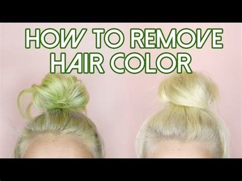 stripping hair color naturally 25 best ideas about hair color remover on