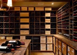 Ordinaire Creer Une Cave A Vin #1: cave-à-vin-avec-bois-ancien-joli-rangement-de-vins.jpg