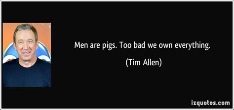 men  pigs  bad