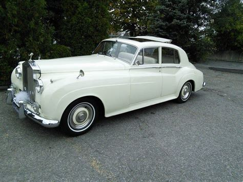 antique rolls royce rolls royce 1960 antique limo services