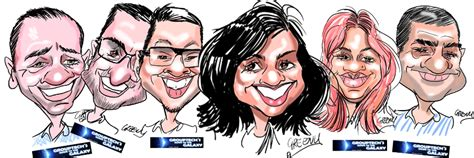 best caricature artist caricature artist for weddings
