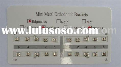 Bracket Behel Metal Creative Roth orthodontic roth bracket orthodontic roth bracket manufacturers in lulusoso page 1