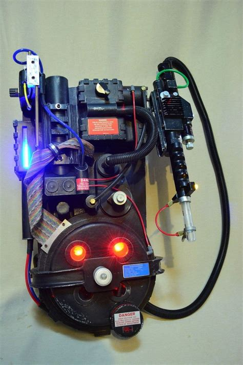 ghostbusters proton pack dettagli su ghostbusters 2 screen accurate e ticket proton
