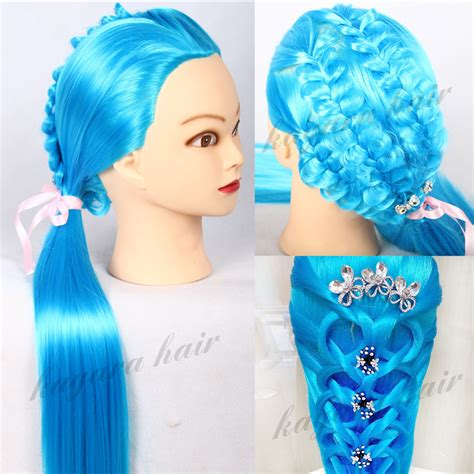 Hairstyles For Mannequin Heads by Black 100 Human Hair Mannequin Can Curl Professional
