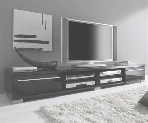Banc Tv Gris Laqué by Amazing Meuble Tv Design Laque Blanc Et Verre Noir Spain U