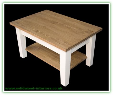 Large White Coffee Table by Solid Wood Interiors Gt Pine Coffee Table Large Coffee
