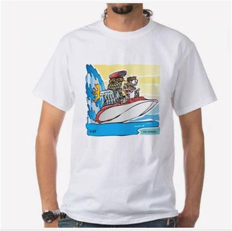 creekrat cartoons shirt art