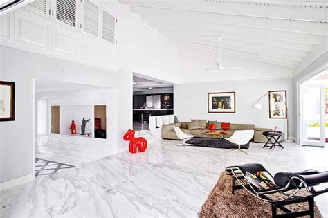 home design flooring 8 stylish homes with marble floors home decor singapore