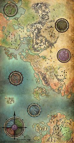 list  maps guild wars wiki gww