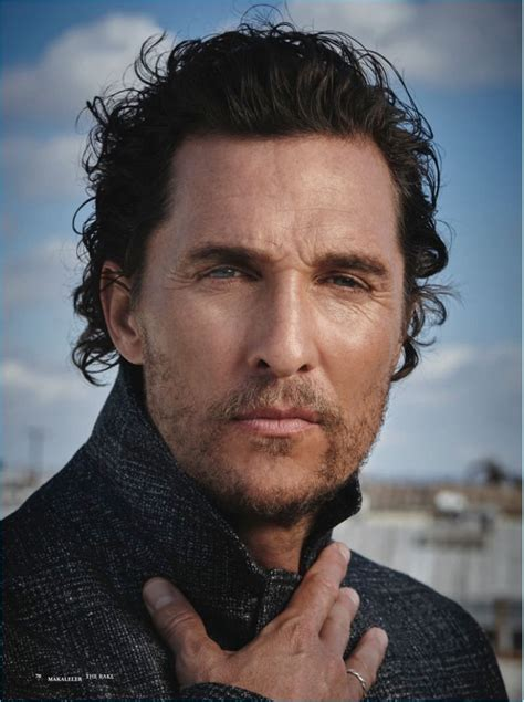 matt mcconaughey matthew mcconaughey promotes the tower covers the