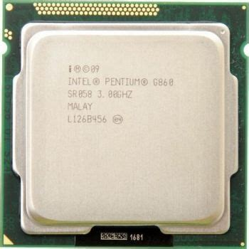 Prosesor Intel Pentium G860 Cache 3m 3 00 Ghz 1155 Try intel 174 pentium 174 g860 3m cache 3 00 ghz socket 1155