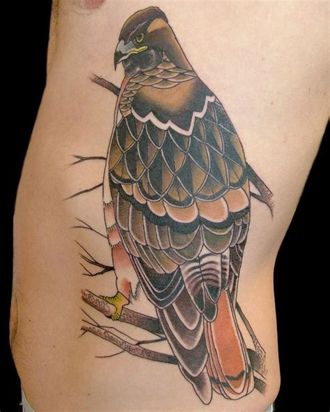 nick hawk tattoo hawk ideas 10 handpicked ideas to discover in