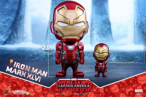 Toys Cosbaby Vision Civil War Ori toys cosb324 captain america civil war iron
