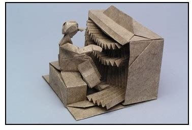 Professional Origami - meets science origami takes a great leap forward
