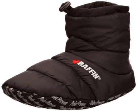 baffin cush slipper baffin unisex cush insulated slipper