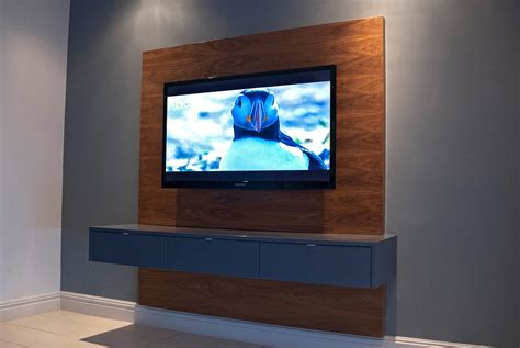 Tv On Floating Shelf by Ode Floating Television Unit Install Mirror Edge Networks