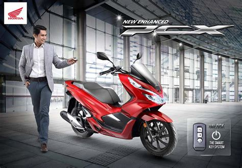 Pcx 2018 Model by Asianauto 187 Honda Pcx 2018 Model Arrives At A Great Price
