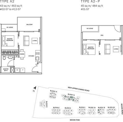 18 sqm to sqft 650 sq ft 2 br house plans