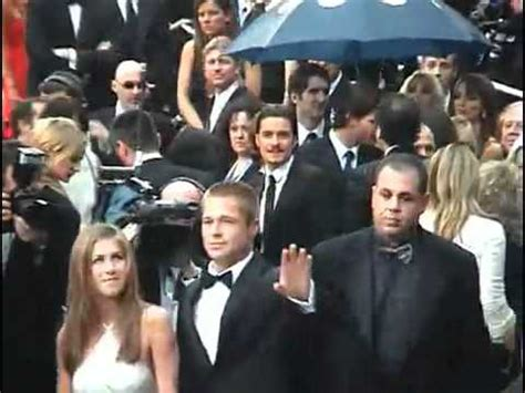 Cannes Festival Brad Pitt And Get Shady by Brad Pitt Aniston At Cannes Festival