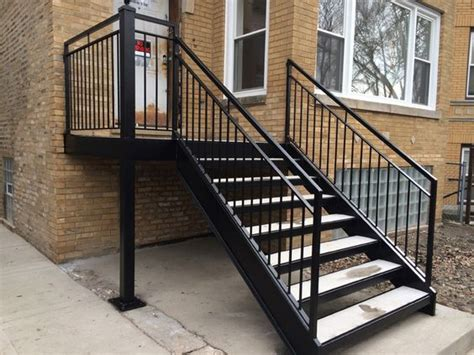 Backyard Gates For Sale Wrought Iron Outdoor Stair Railings Black Metal Outside