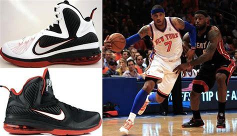 Sepatu Basket Nike Lebron 15 On Court Maroon White Merah Marun Putih complete history of the nike lebron shoe line