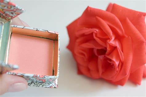 Benefit Galifornia Size Blush benefit galifornia mini blush review s in