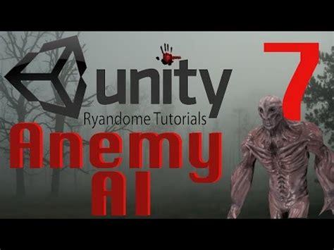 unity tutorial ai unity c ai demo wander and obstacle avoidance funnydog tv