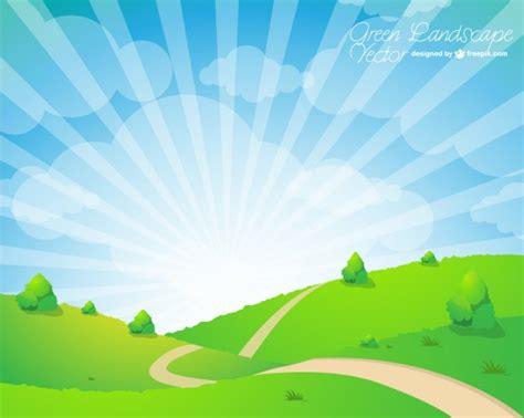vector paisagem ilustracao baixar vetores gratis