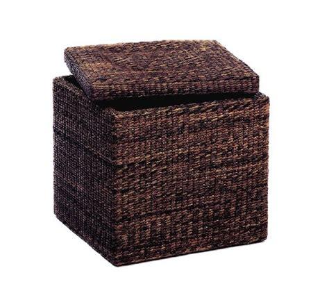 cheap cube ottoman cheap seville classics pat70160 rush cube storage