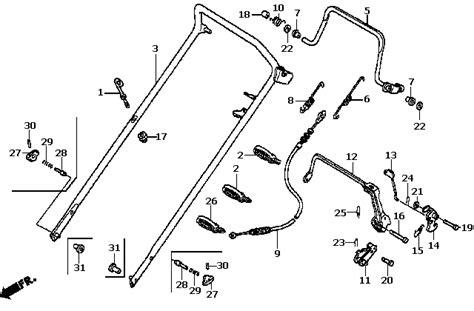honda hrx217 parts diagram honda hrx 217 parts diagram car interior design