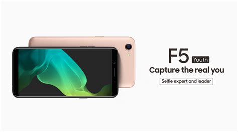Oppo F5 View oppo f5 youth 6 quot display 16mp officially launched in malaysia for rm1098 zing gadget