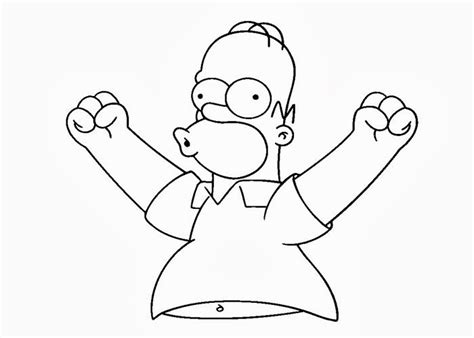 Homer Coloring Pages homer coloring pages coloring pages