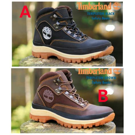 Sepatu Timberland Boots 16 by Jual Sepatu Boots Pria Safety Timberland Di Lapak 21shoes