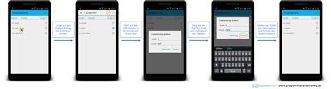 android sqlite android sqlite datenbank tutorial eine sqlite app erstellen