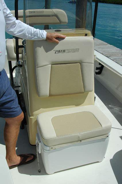 pathfinder boat seats pathfinder 2300 hps high performance step florida