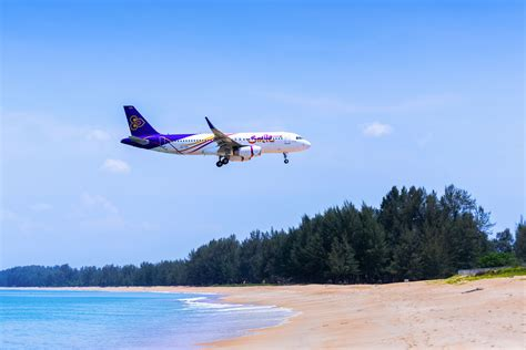 airlines in thailand list of thai budget airlines