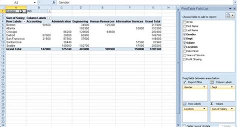 Pivot Table Name Is Not Valid by How To Reference A Pivot Table In Excel 2010 How To Add