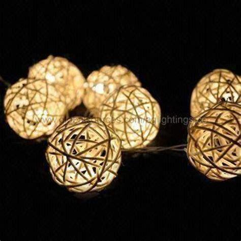 Decorative Lights by Led Rattan String Light Decorative Lights For Grand