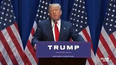 donald trump is running for president in 2016 donald trump announces he is running for president 2016