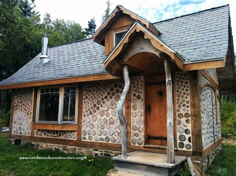 Cordwood House Plans Cordwood House Plans Cordwood House Plans On Www Daycreek The Nauhaus Institute Cordwood