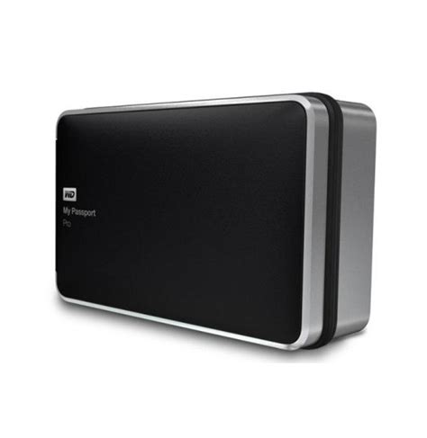 Wd My Passport Pro 4tb western digital my passport pro 4tb disco duro thunderbolt