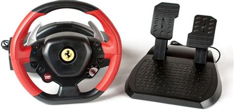 Xbox One Thrustmaster Vg 458 Spider Racing Wheel thrustmaster vg 458 spider racing wheel for xbox one price review and buy in dubai