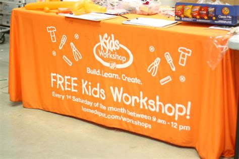home depot craft for free crafts at home depot