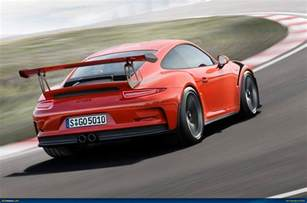 Porsche G3 Ausmotive 187 2015 Porsche 911 Gt3 Rs Revealed