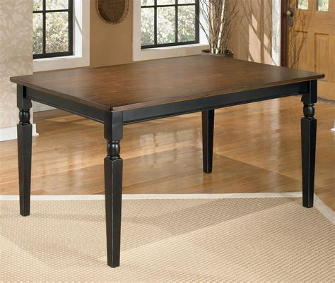 Dining room tables ashley