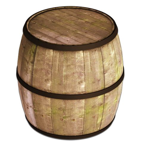 Barrel Pirate by Barrel Empty Icon Pirate Icons Softicons