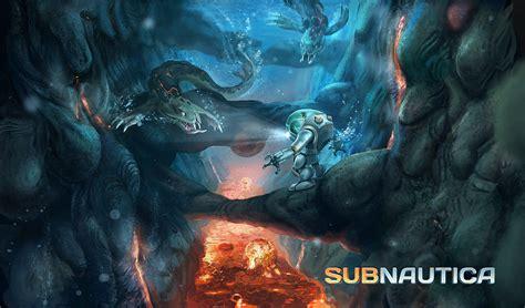 Pc Original Subnautica Steam subnautica concept lava zone 2 subnautica
